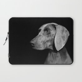 CHILI WEIMARANER Laptop Sleeve