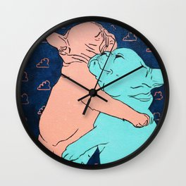 That Smile Wall Clock