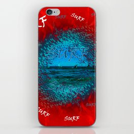 Surf #### iPhone Skin
