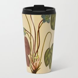 Anemone hepatica Travel Mug
