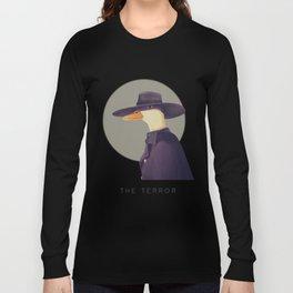 Justice Ducks - The Terror Long Sleeve T-shirt