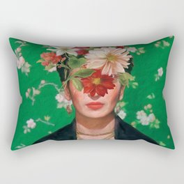 Frida Flow Rectangular Pillow
