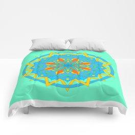 Mandala I Comforters