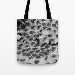 Melting black Tote Bag