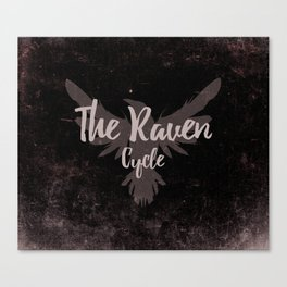 The Raven Cycle Canvas Print