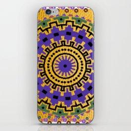 AZTEC design iPhone Skin