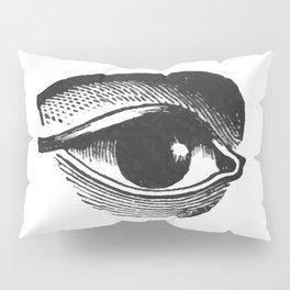 Eye 2 Pillow Sham
