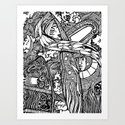 Marooned   Limited Edition of 50 Prints by kaleidodrama