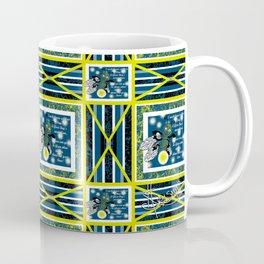 Glow Bugs. Coffee Mug