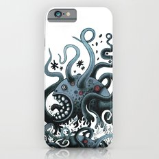 Octoworm (blue version) iPhone 6s Slim Case