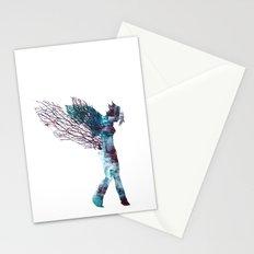 mono print 2003, Irmak Akçadoğan Stationery Cards