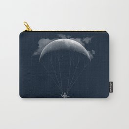 Parachute Moon Carry-All Pouch