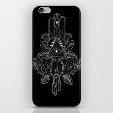 Psalms and Mischief iPhone & iPod Skin