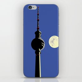 Berlin Moon iPhone Skin