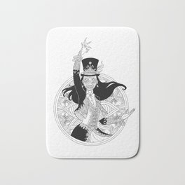 The Ringmaster Bath Mat