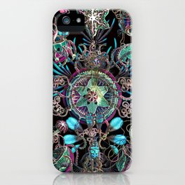 Nifty by Nature iPhone Case