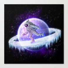 spaceskater Canvas Print