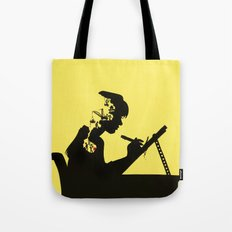 Quarry to be Mined Tote Bag