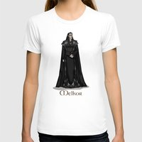 valar morghulis T-shirts featuring Melkor by wolfanita
