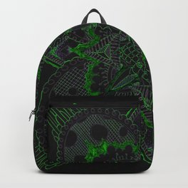 Divine Intention 5: Solar Green Backpack