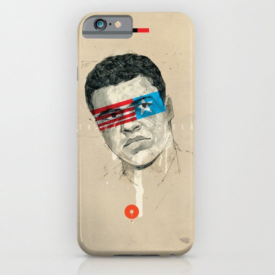 Superheroes SF iPhone & iPod Case