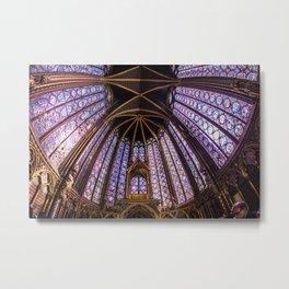 Sainte Chapelle Metal Print
