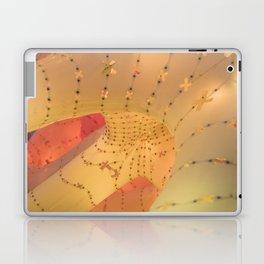 Yellow light Laptop & iPad Skin