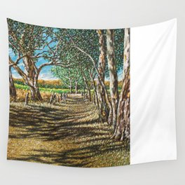 Shaded Path, Nuriootpa Wall Tapestry