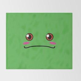 Baby Frog. Kids & Puppies Throw Blanket