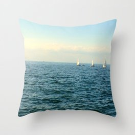On Water Throw Pillow