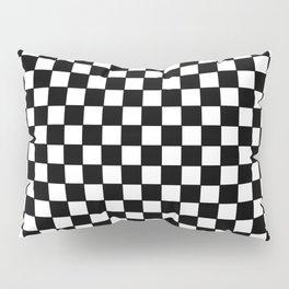 VANS Inspired Checkerboard Pattern Pillow Sham