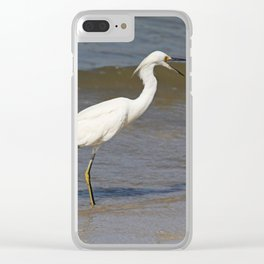 Crazy on the Coast Clear iPhone Case