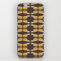 bread iPhone & iPod Skins featuring bread by Jaeyun Woo