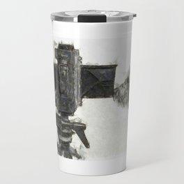 Pho Dog Grapher Travel Mug