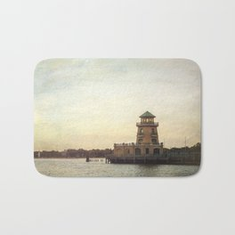 Biloxi Lighthouses Bath Mat