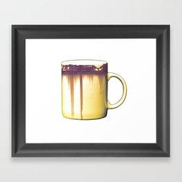 tea or coffee Framed Art Print