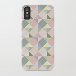 Shapes 004 iPhone Case