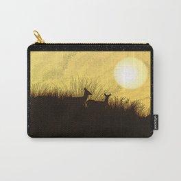 Safari Deer Carry-All Pouch