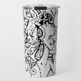 An artist's mind vol.1 Travel Mug