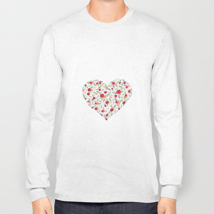 I love you so much Long Sleeve T-shirt