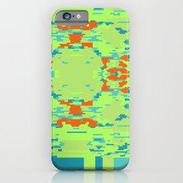 """""""Glitch"""" series #4 iPhone Case"""