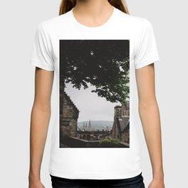edinburgh i T-shirt