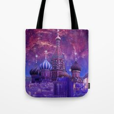 Hipsterland - Moscow Tote Bag