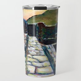 Delos Island, Greece Travel Mug