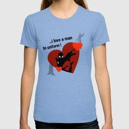 ManInUniform: WebSlinger T-shirt