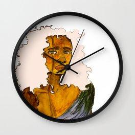Future pains Wall Clock