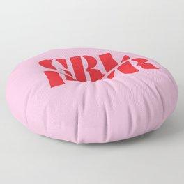 Girl Power GRL PWR Floor Pillow