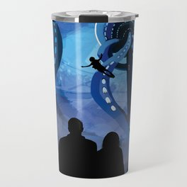 NASA Visions of the Future - Europa: Discover Life Under the Ice Travel Mug