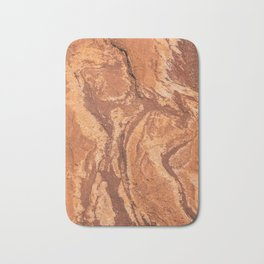 Red Rock Corral Texture from Colorado Bath Mat