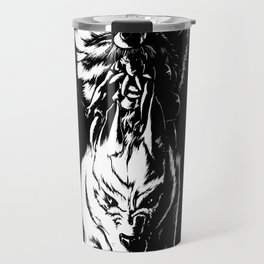 A Noir Princess Travel Mug